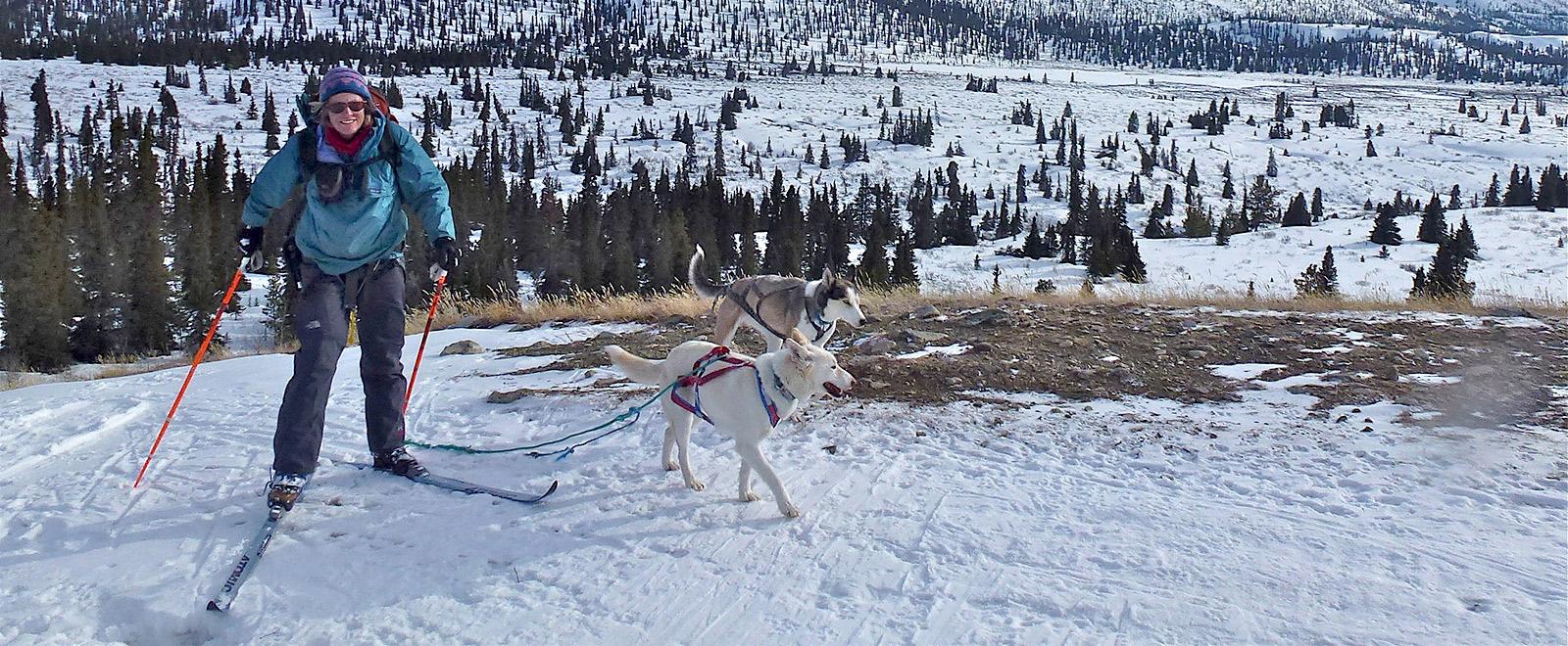 winter ski trips