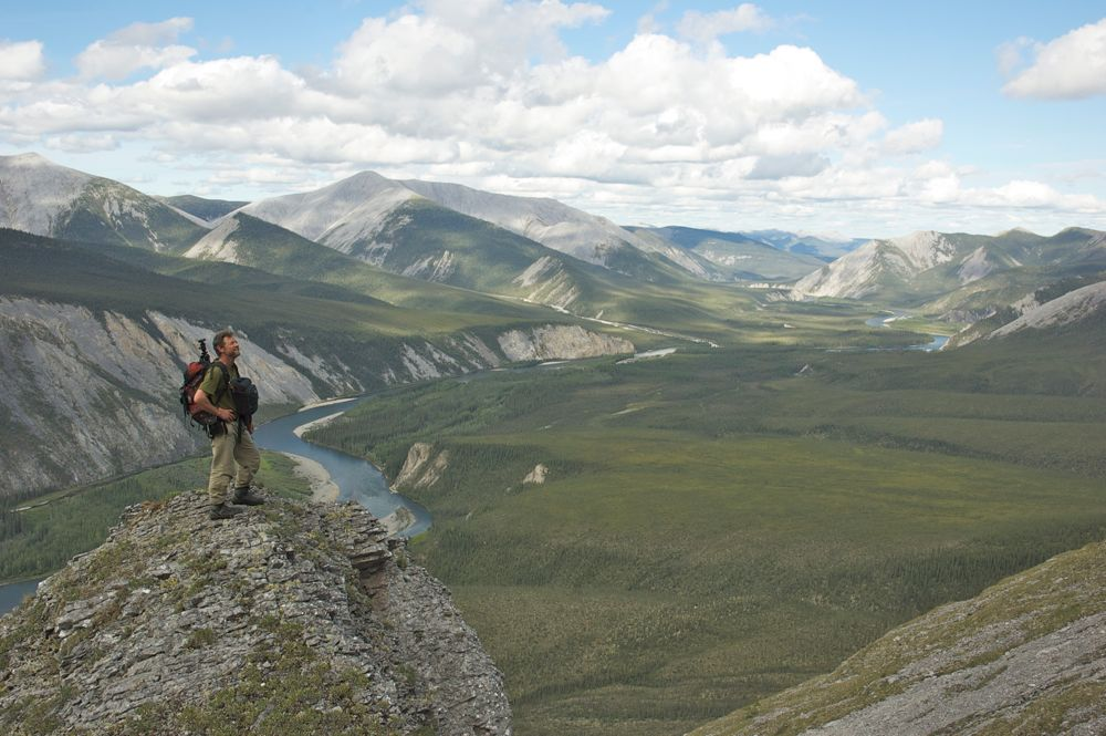 Yukon Hiking Photos