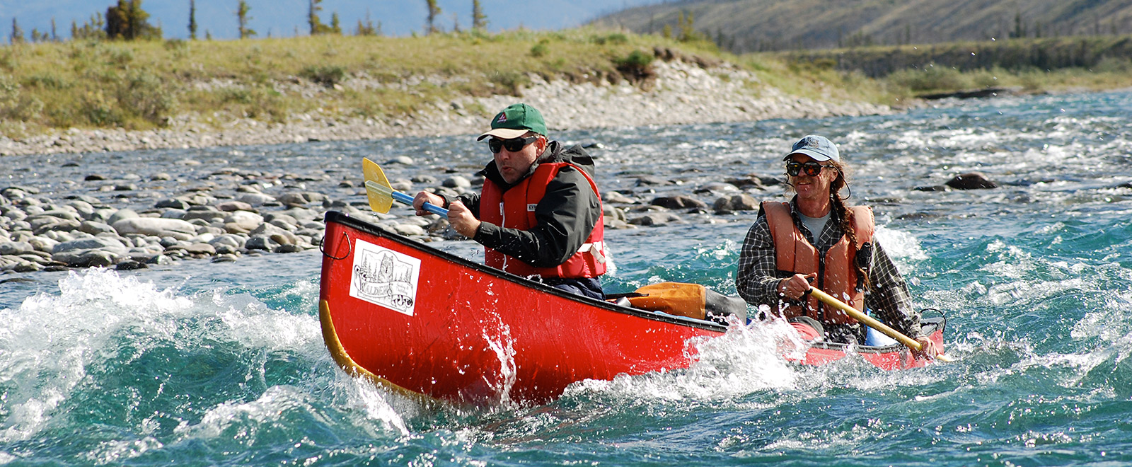 river canoe adventure