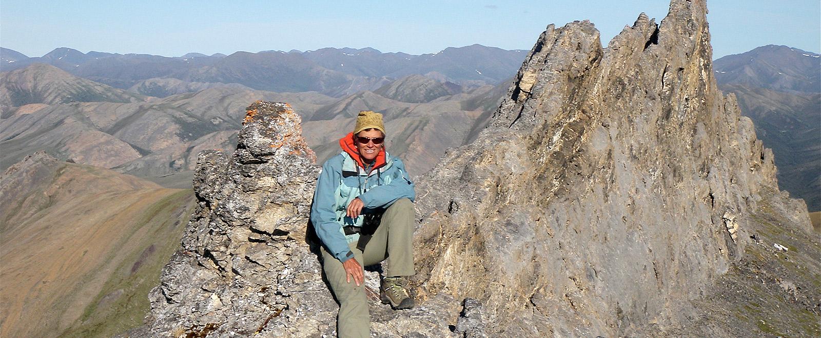 hiking trip