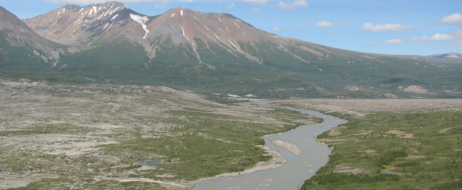 Alsek River from Goatherd Mountain01