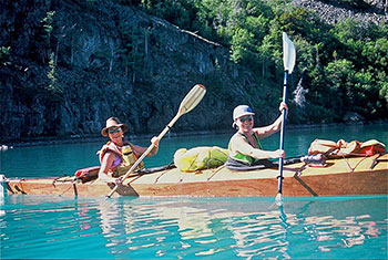 Journey with the Elements  by Sea Kayak