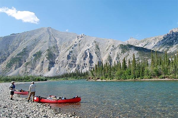 Canoe Leadership, Hart River